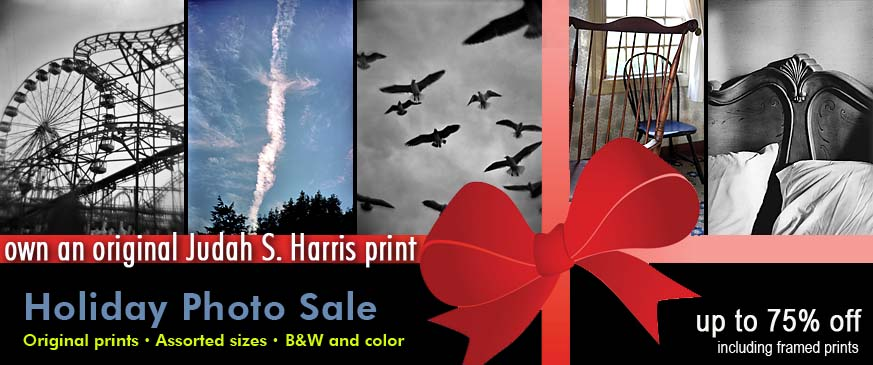 banner for holiday sale sign up form